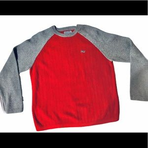 Vintage Hollister sweater red and grey